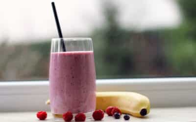 4 Key Ingredients for Awesome Smoothies Every Time