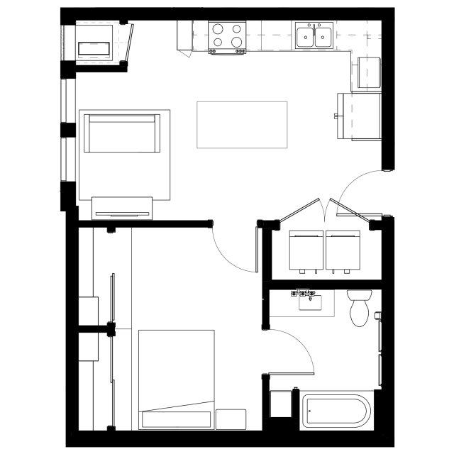 The Fenley Floor Plan A7