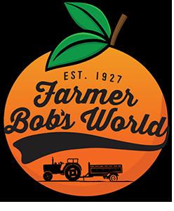 Farmer Bob's World Logo