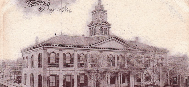 Freehold New Jersey Courthouse