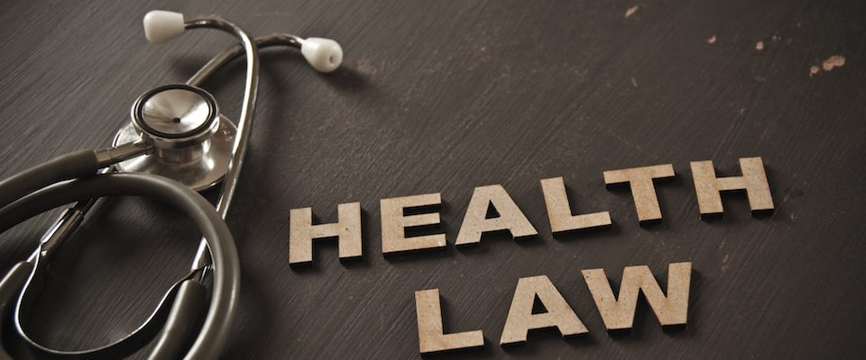 New Jersey Health Law