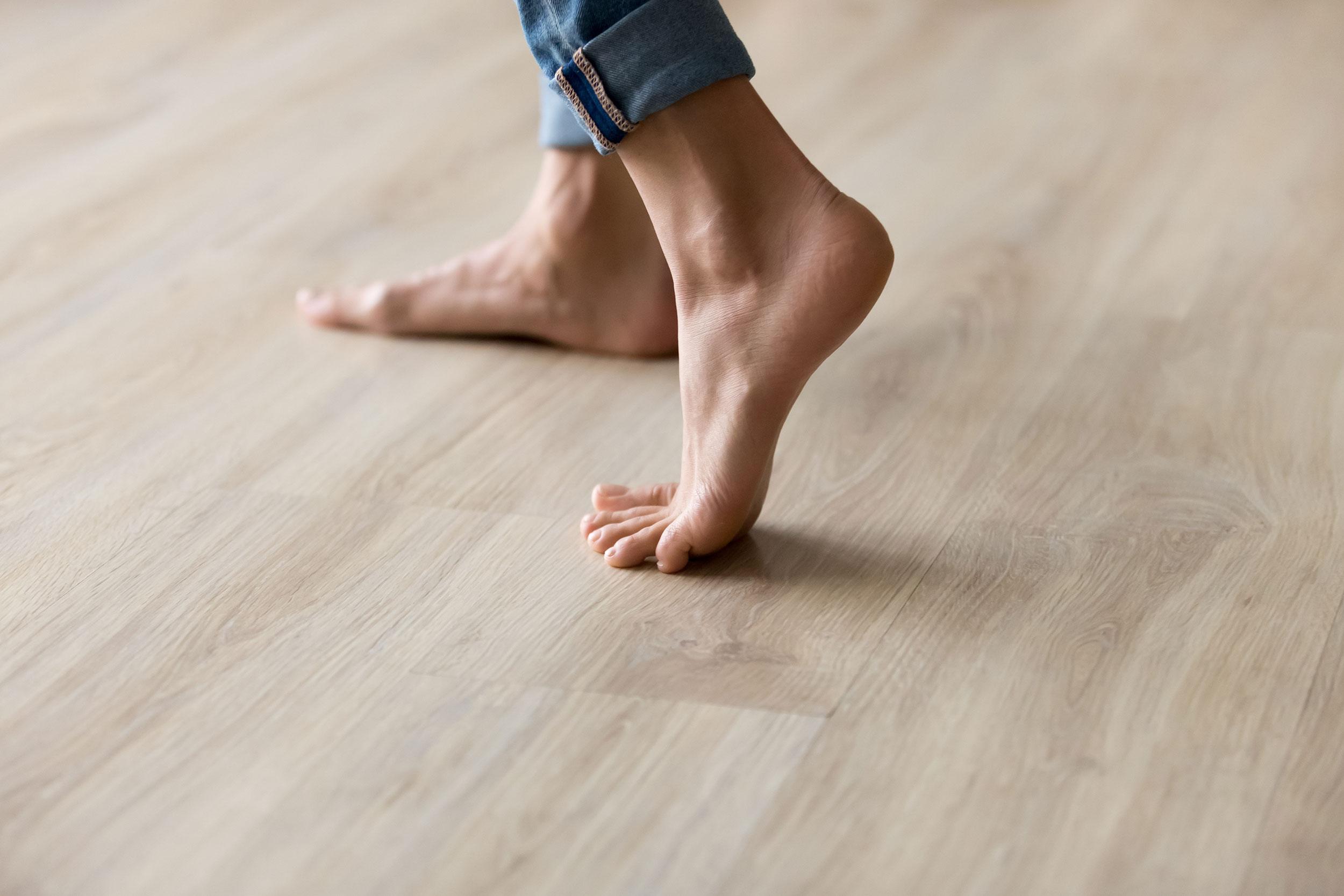 foot health steps diabetes