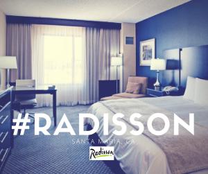 radisson bed