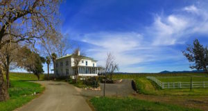 GEORGE HENDRY'S HOME SINCE 1939 napa valley, ca