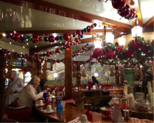 The Madonna Inn exudes Holiday cheer! san luis obispo, ca