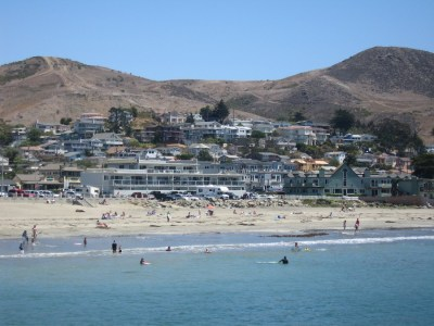 cayucos beach
