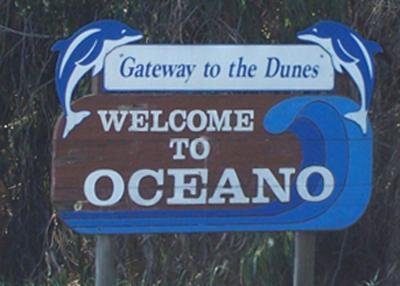 oceano sign