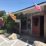 corkscrew cafe entrance in carmel california