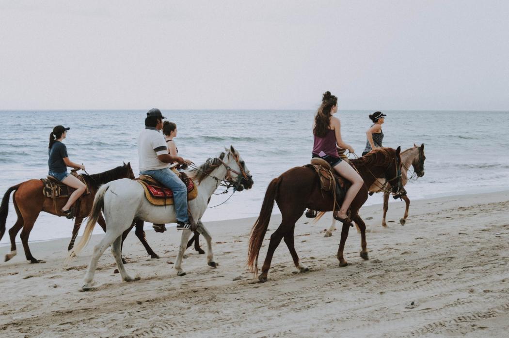 horseback riding at pismo beach