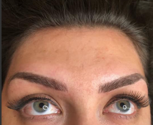 Microbladed Eyebows