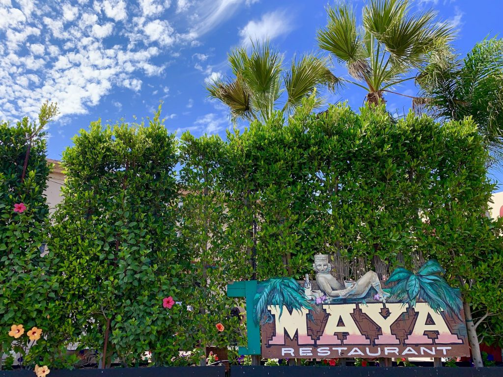 Outside of Maya