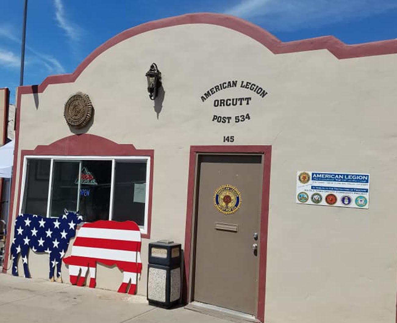American Legion Post 534