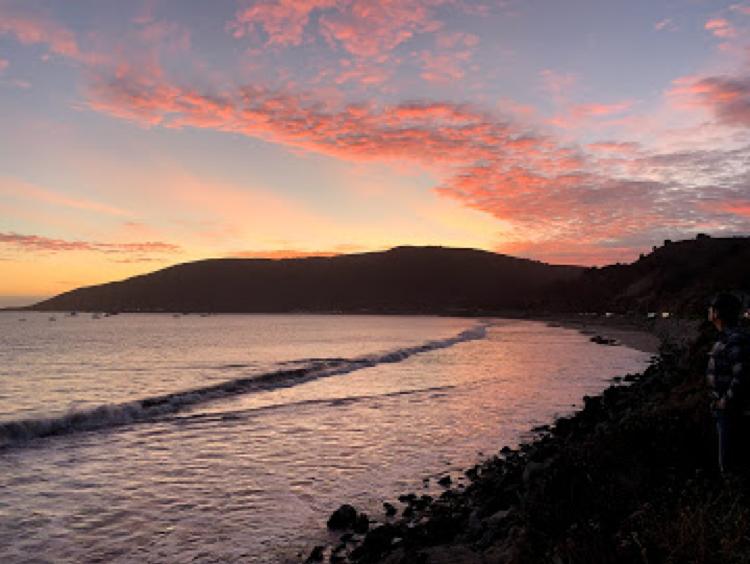 Avila Beach Sunset