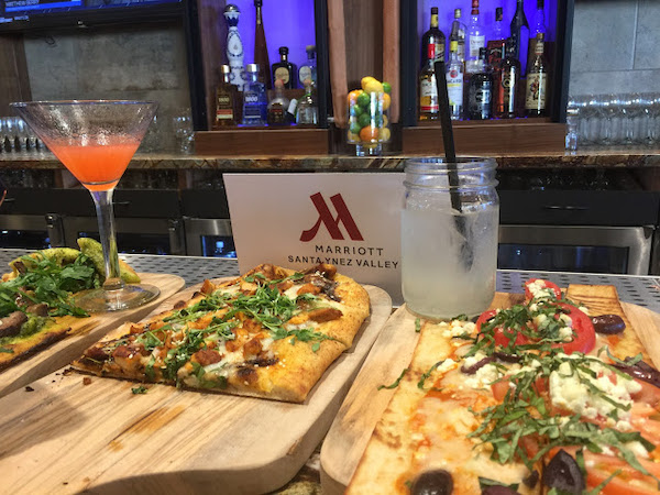 Marriott Pizza and Drinks