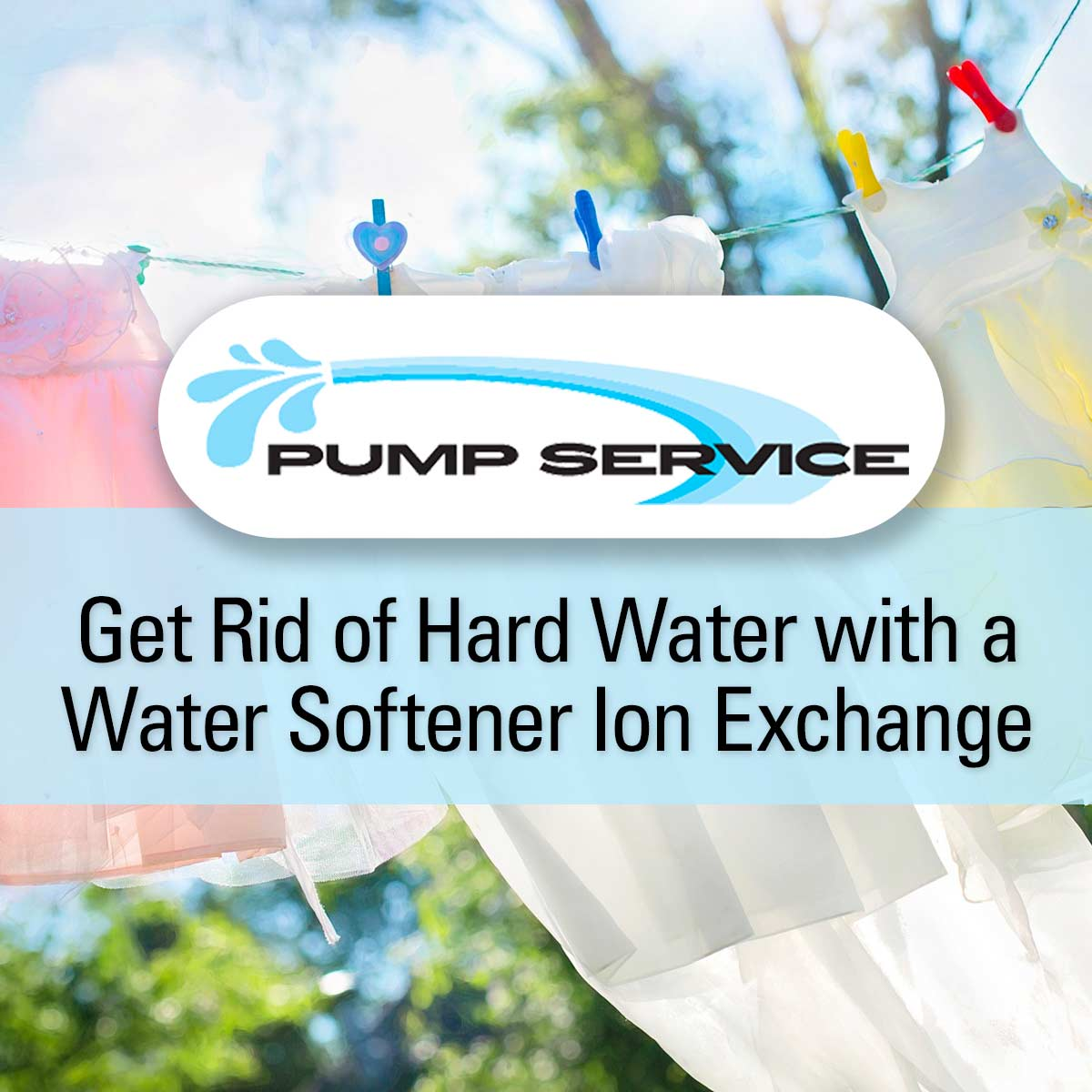 Get Rid of Hard Water with a Water Softener Ion Exchange