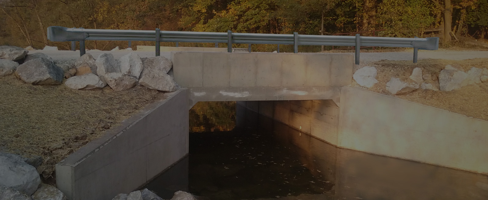engineering and surveying for bridge construction