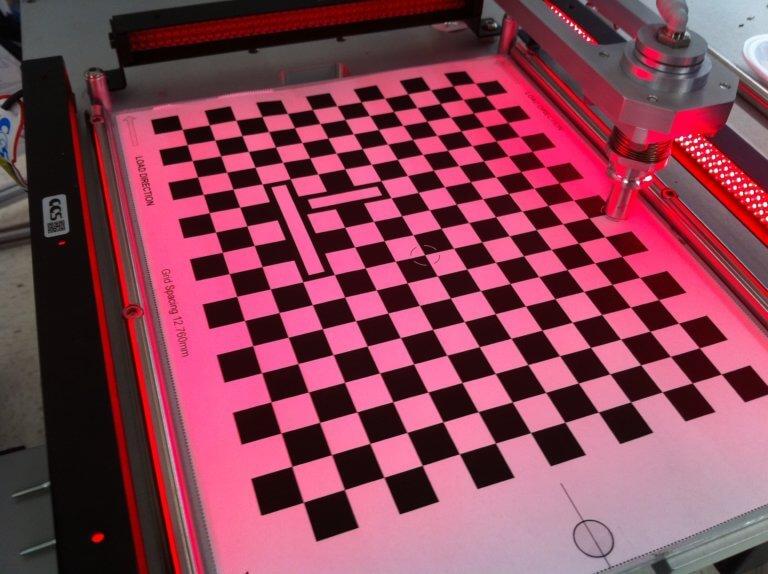 4490-4521 Robot Vision Calibration