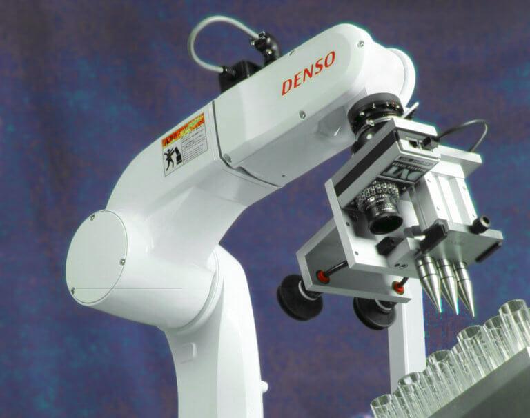 Bulb Grabber Robot