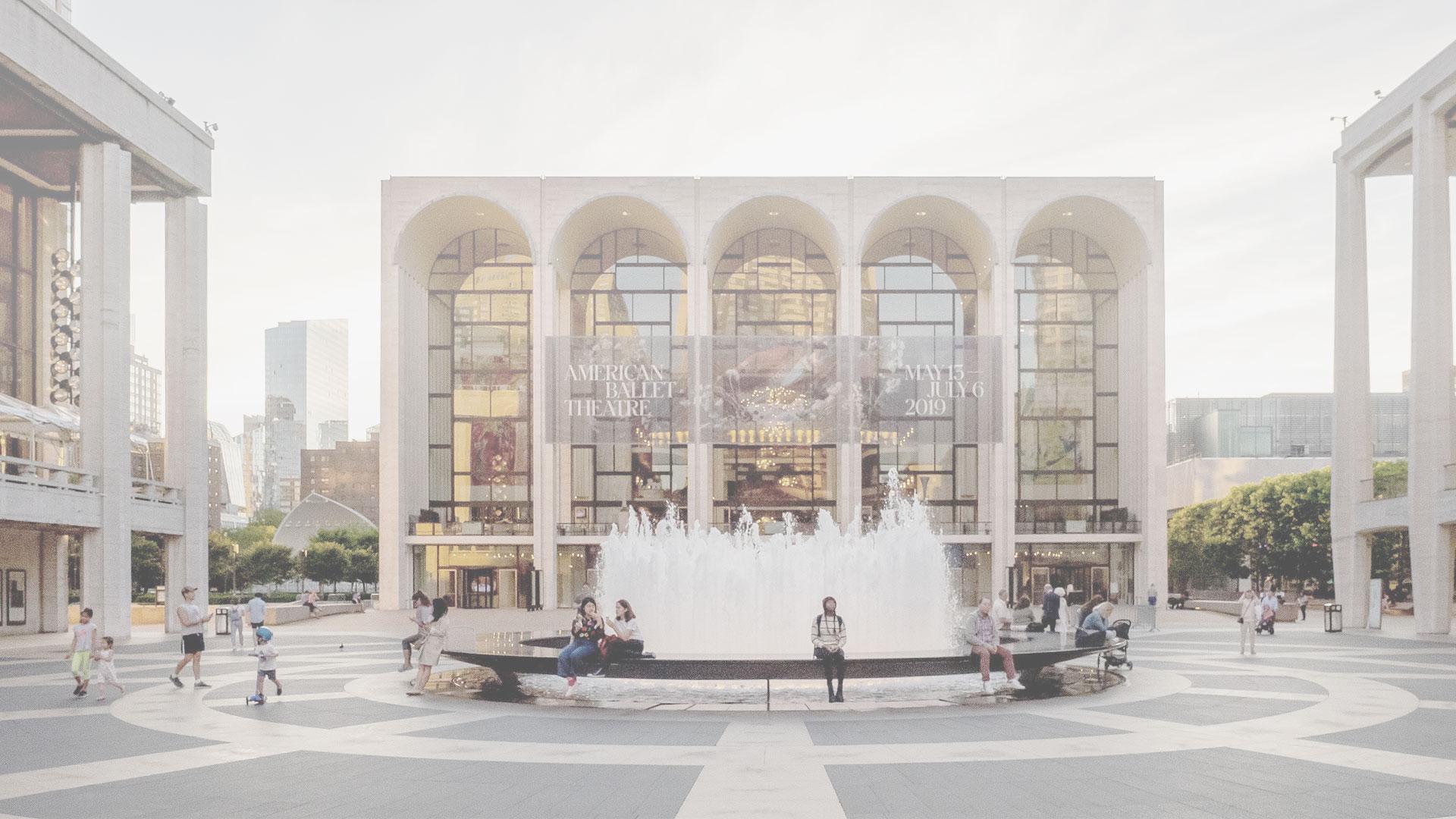Tess O'Dwyer New York City Opera