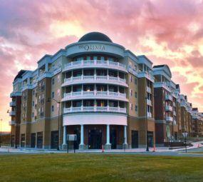 The Olivia on Main Luxury Residences & Shoppes