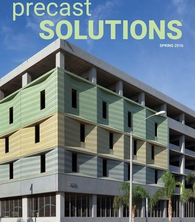 Keystone Construction Projects Featured in Precast Solutions Spring Issue