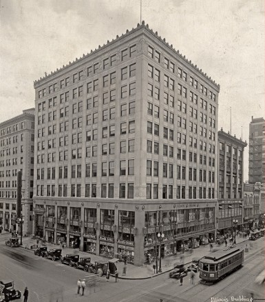 Historic Taste, Historic Place: How Keystone Realty Group is bringing Indy's Illinois Building back to life