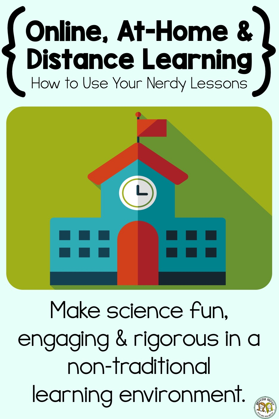 Online, Distance and At-Home Learning: How to Use Your Nerdy Lessons