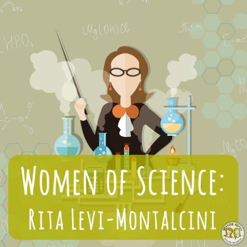Women of Science: Rita Levi-Montalcini