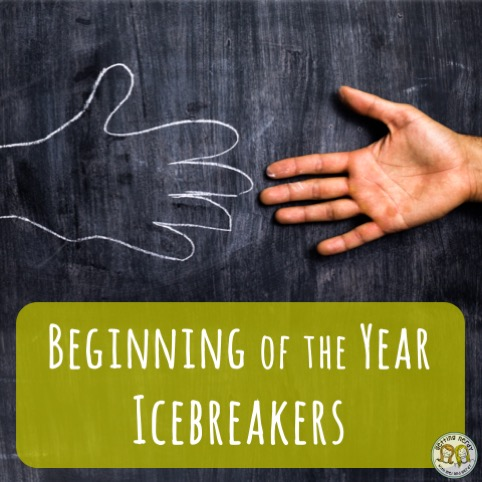 Lesson Plan: IceBreakers for Getting To Know Your Students