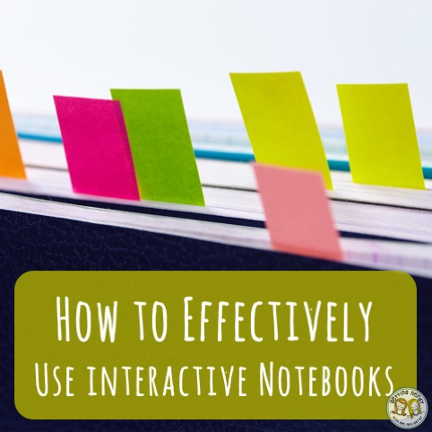 How to Effectively Use Interactive Notebooks
