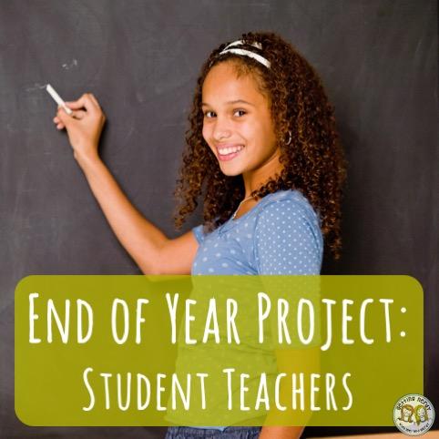 Lesson Plan: Student Teacher Project