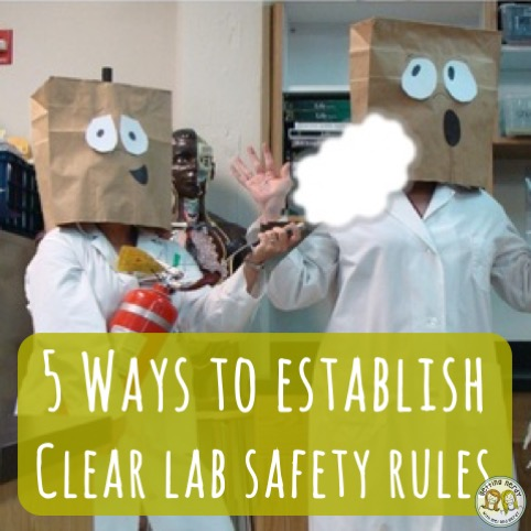 Teacher Tools: Five Things to Do Now for a Safe Lab