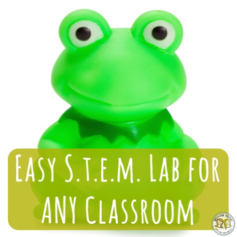 Lesson Plan: STEM Lab for ANY Classroom