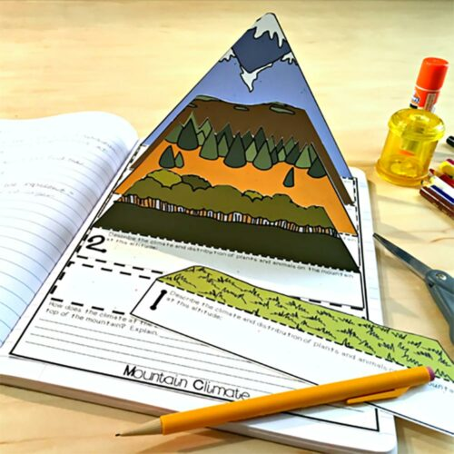 HANDS-ON, UNIQUE & ENGAGING - Our Life Science Interactive Notebook Activities provide a one-of-a-kind enriching experience that compliments any Life Science or Biology Curriculum
