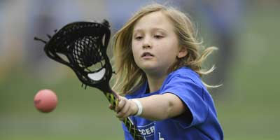 lacrosse at camp