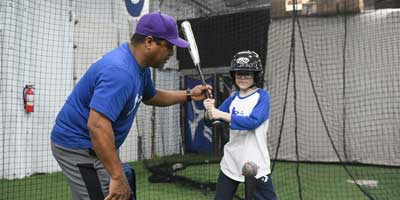 Batter Zone private lessons