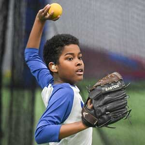 Prospects baseball clinic pitching introduction