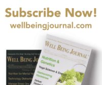 Well Being Journal