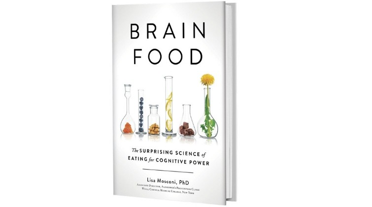 Alzheimers book Brain Food
