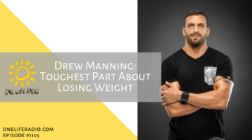 Drew Manning Losing Weight