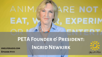 PETA and Ingrid Newkirk