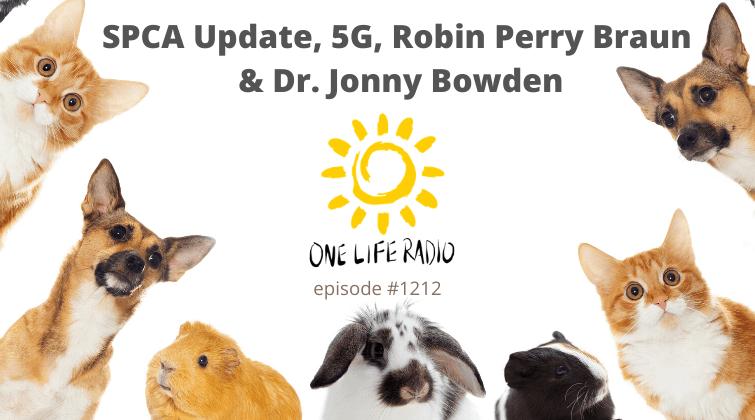 One Life Radio and SPCA