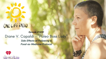 Diane V. Capaldi on One Life Radio