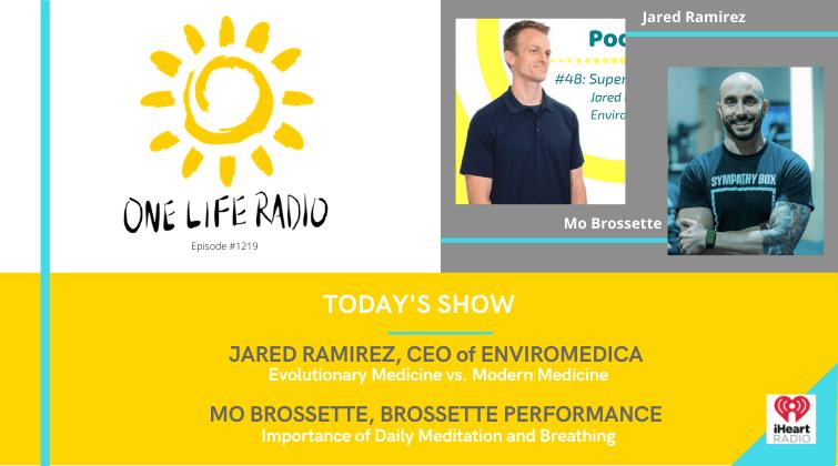 Enviromedica on One Life Radio