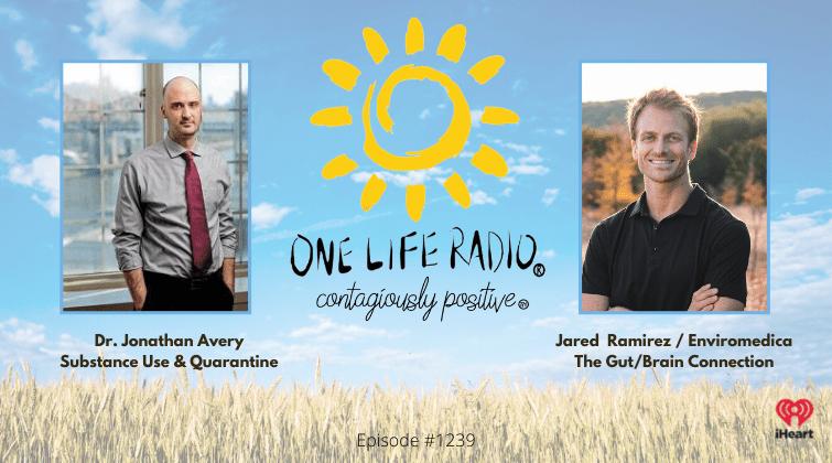 Jonathan Avery on One Life Radio