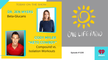 Dr. Jen Myers on One Life Radio