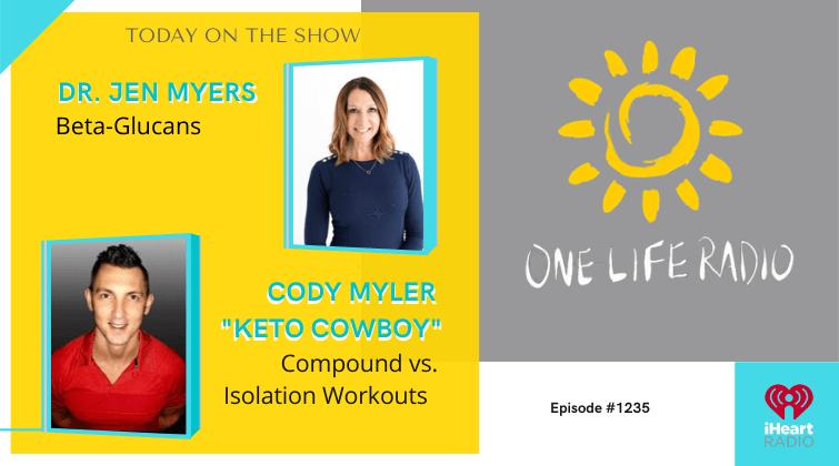 Dr. Jen Myers on One Life Radio