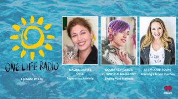 Courtney Garza on One Life Radio