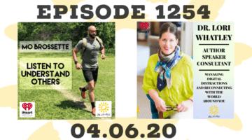 Dr. Lori Whatley on One Life Radio
