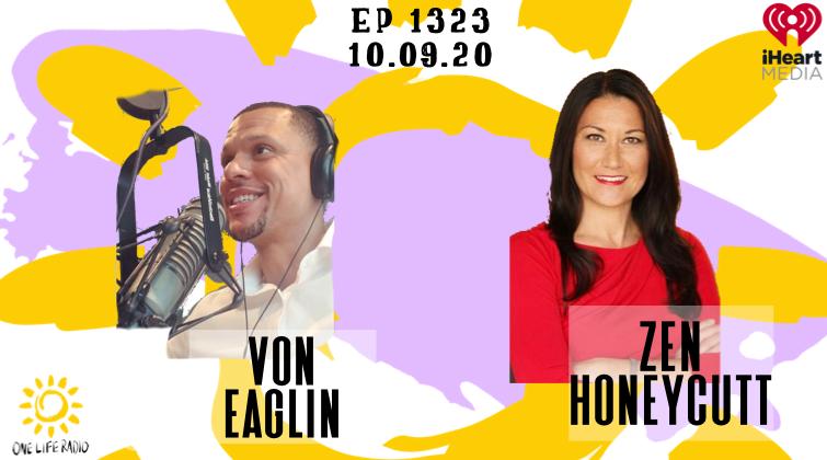 Von Eaglin, zen Honeycutt, moms across America